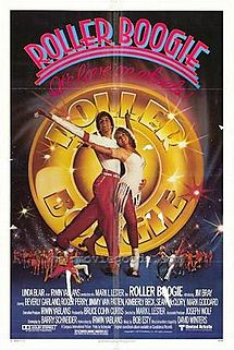 Roller Boogie - Movie Cover