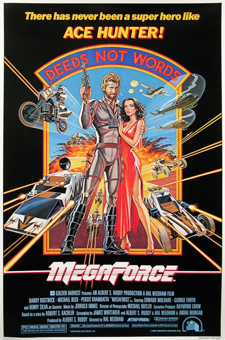Megaforce-Poster1