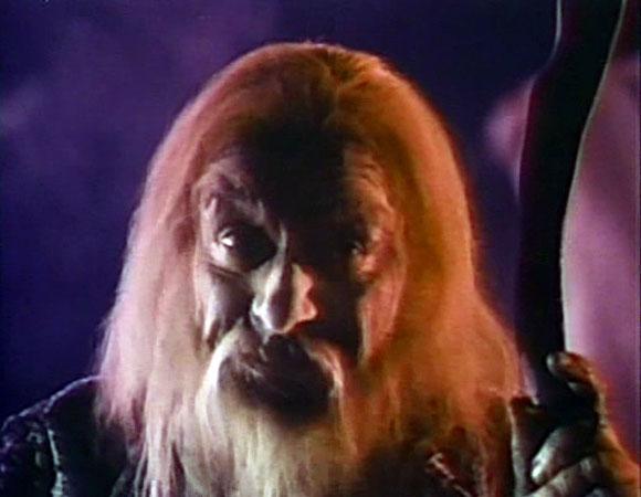 Santa Claus Conquers the Martians - Old Martian Wizard