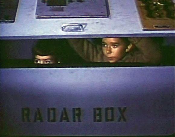 Martian Radar Box