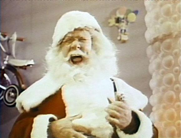 Santa Laughs At You