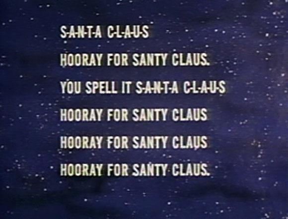 Santa Claus Lyrics