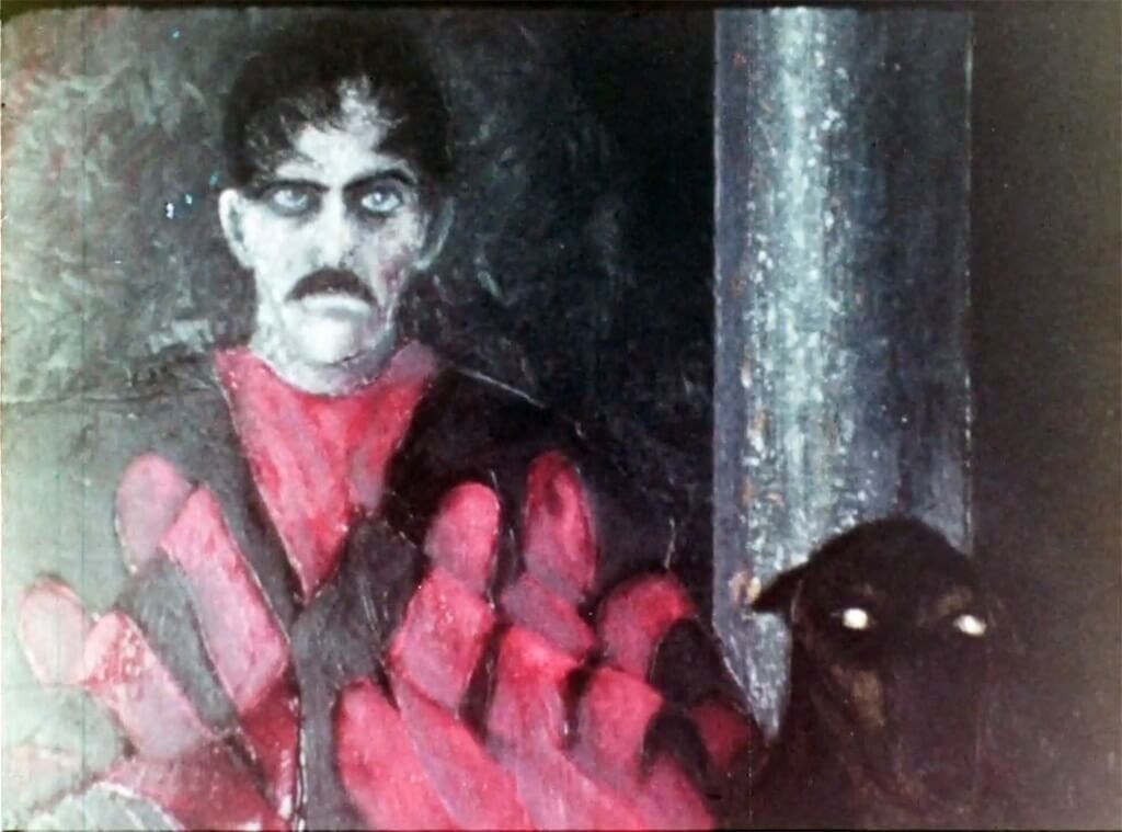 Manos: Hands of Fate Painting