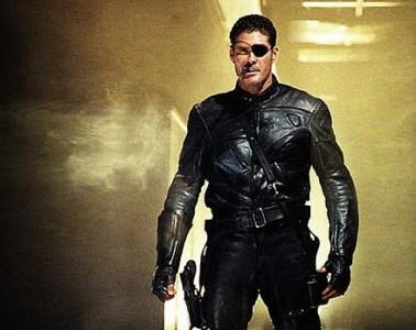 Nick Fury - David Hassleholf