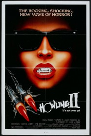 Howling 2 aka Howling II : Your Sister Is A Werewolf (1985)