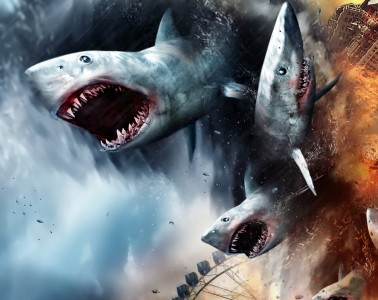 Sharknado Large Poster