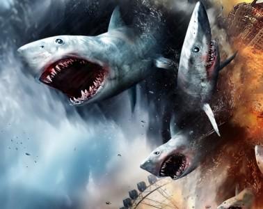 Sharknado Large Poster