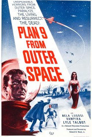 Worst Movies Ever:  Plan 9 From Outer Space (1959)