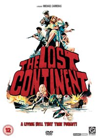 Worst Case of the Crabs On Screen:  The Lost Continent (1968)