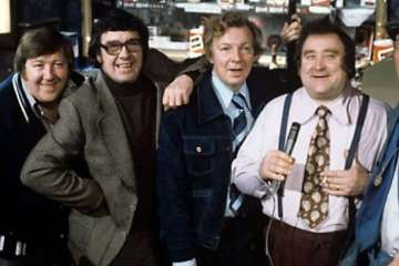 The Wheeltappers and Shunters Social Club TV Show