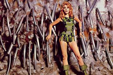 Barbarella Movie Review High Res
