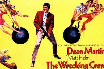 Matt Helm - The Wrecking Crew Movie Poster