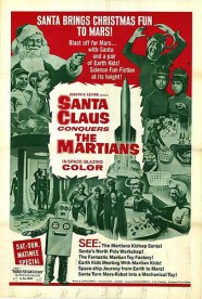 Worst Christmas Movie Ever Made:  Santa Claus Conquers The Martians (1964)