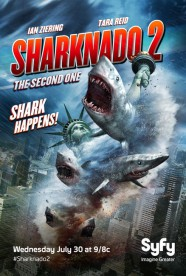 Best Worst Movies Ever Made:  Sharknado 2: The Second One (2014)