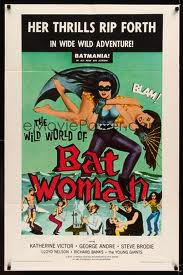 Worst Movies Ever Made:   The Wild World Of Batwoman (1966)