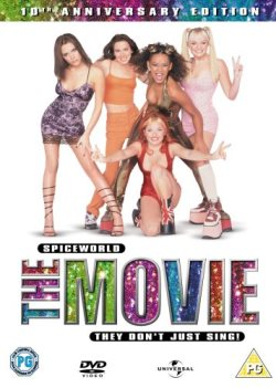 Spiceworld Film Cover
