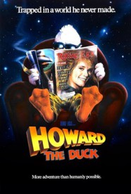 Worst Movies Ever Made: Howard – A New Breed Of Hero aka Howard The Duck (1986)