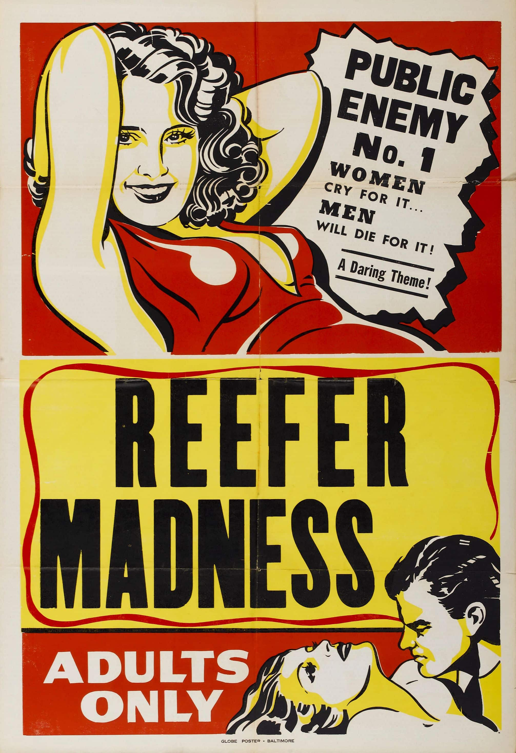 reefer madness Find great deals on ebay for reefer madness dvd and beatles anthology dvd shop with confidence.