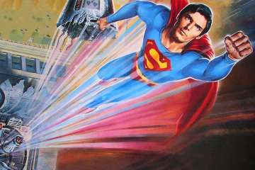 Superman IV: Quest For Peace Poster Review High Res