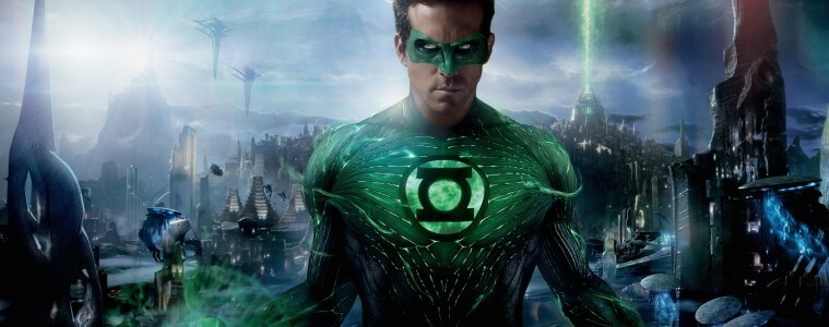 Green Lantern - Bad Movie Review